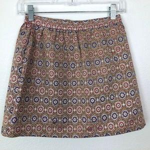 NWT Peek Girls Gwen Jacquard Skirt